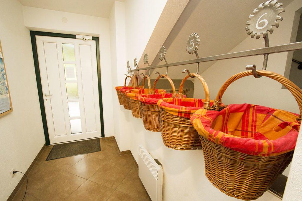 Impressionen in den Appartements Sunside in Flachau, Salzburger Land