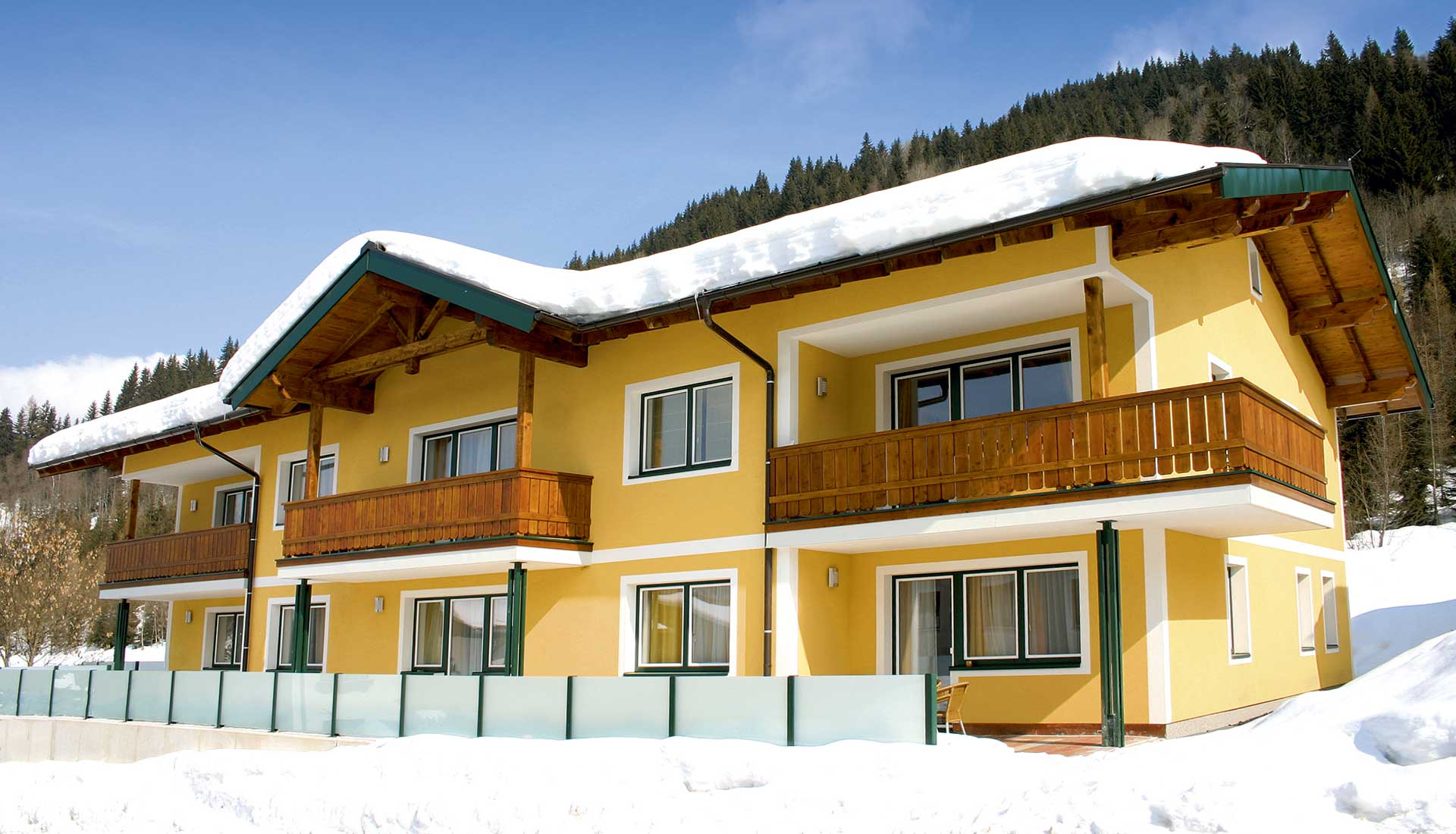 Appartements Sunside, Flachau, Salzburger Land