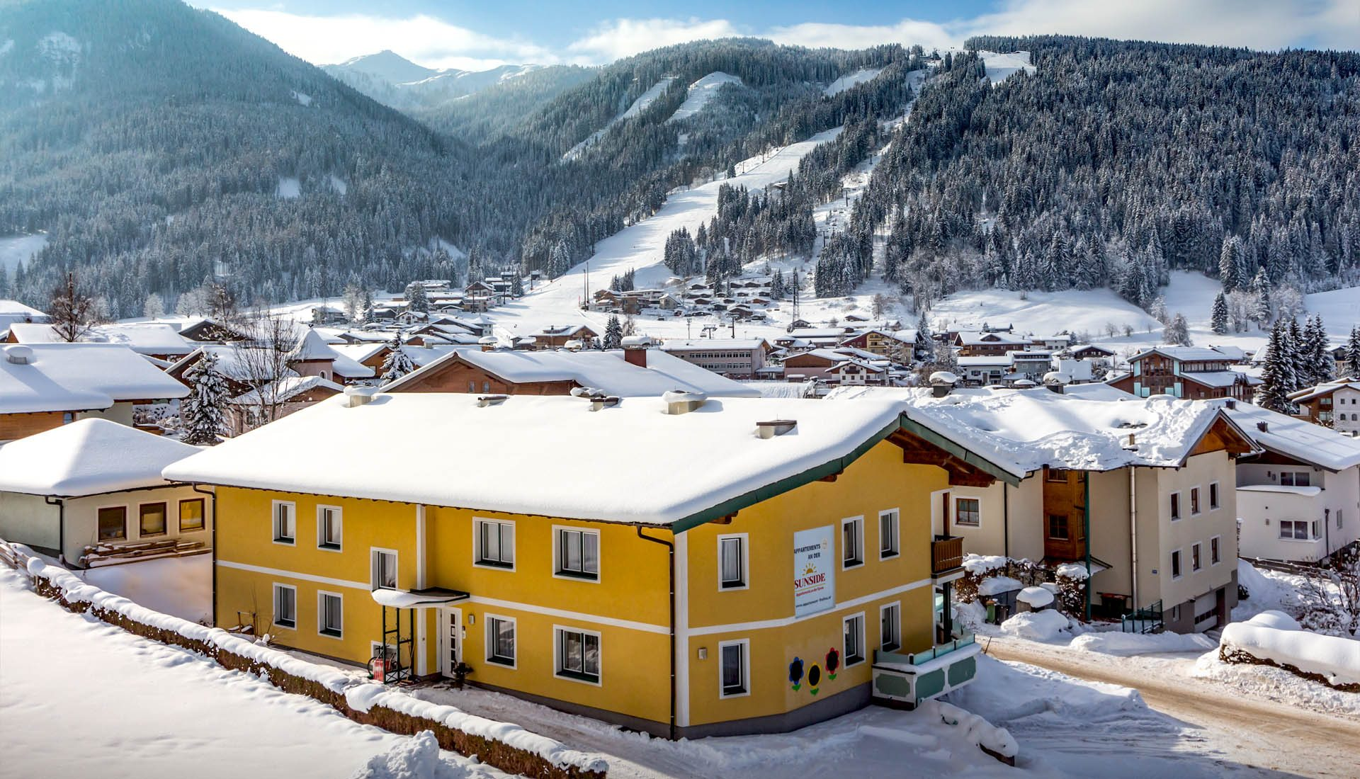 Appartements in Flachau - Appartements Sunside