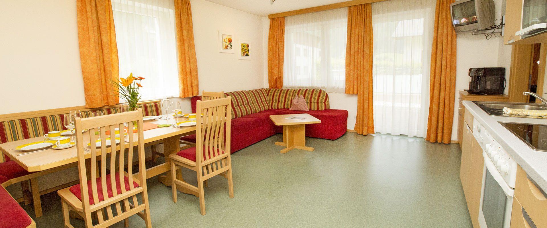 Kontakt & Anreise zum Appartements Sunrise in Flachau, Salzburger Land, Ski amadé